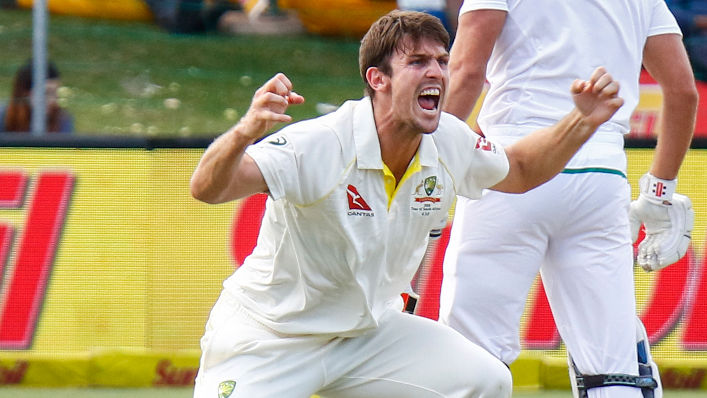 Mitchell Marsh appeals