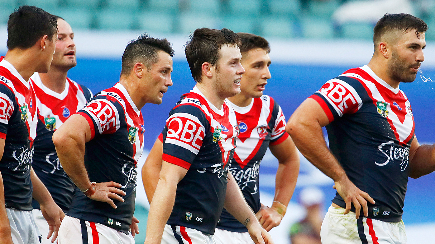 bulldogs vs roosters - photo #22