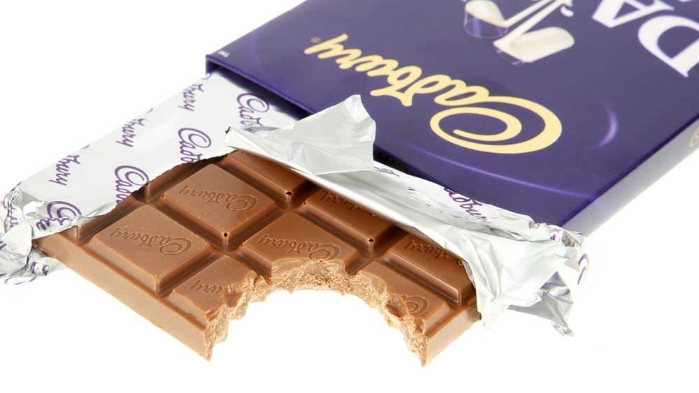 Cadbury offers fans the chance to design their own chocolate bar