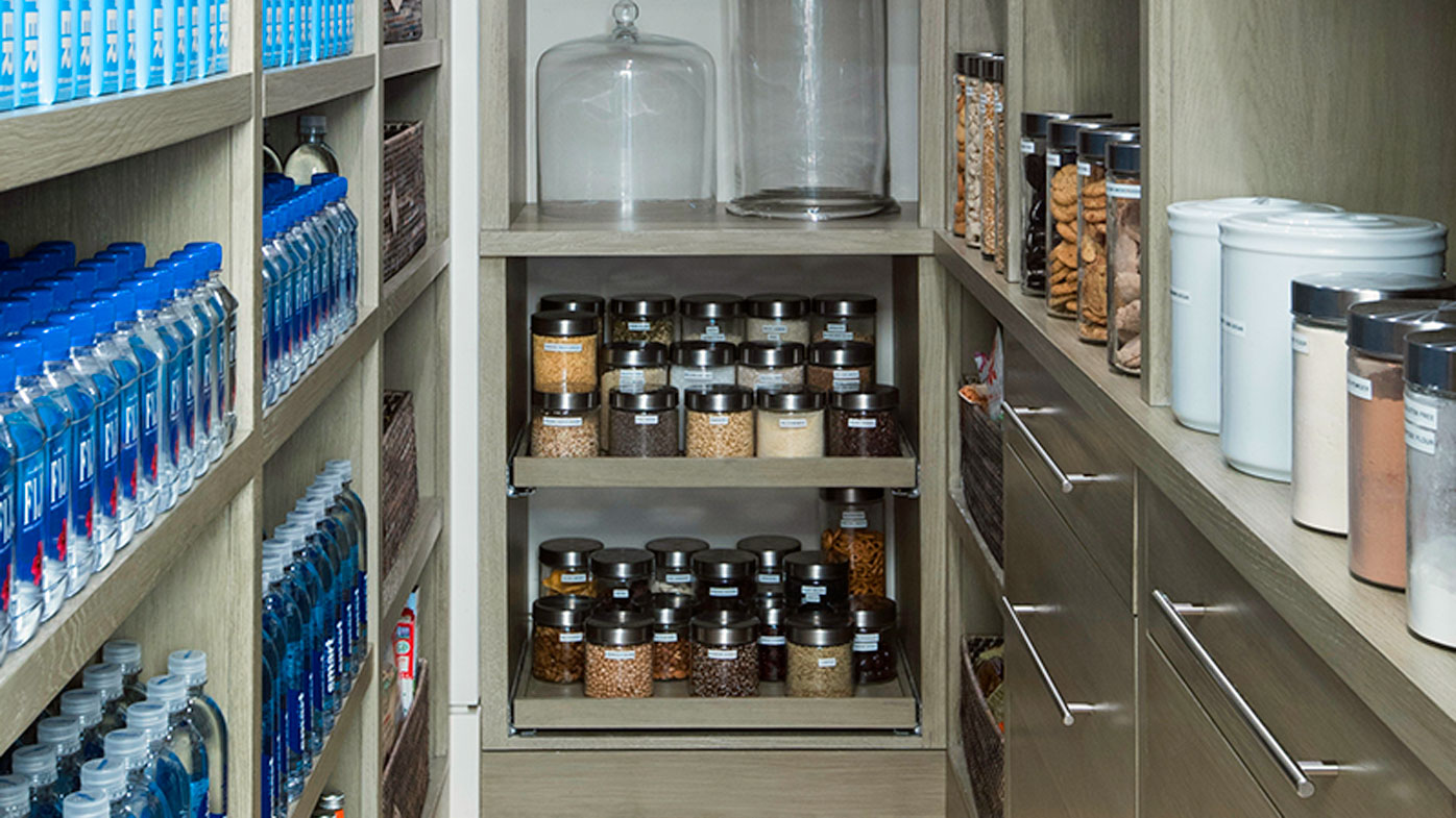 Kmart Pantry Hack To Organise Your Spices