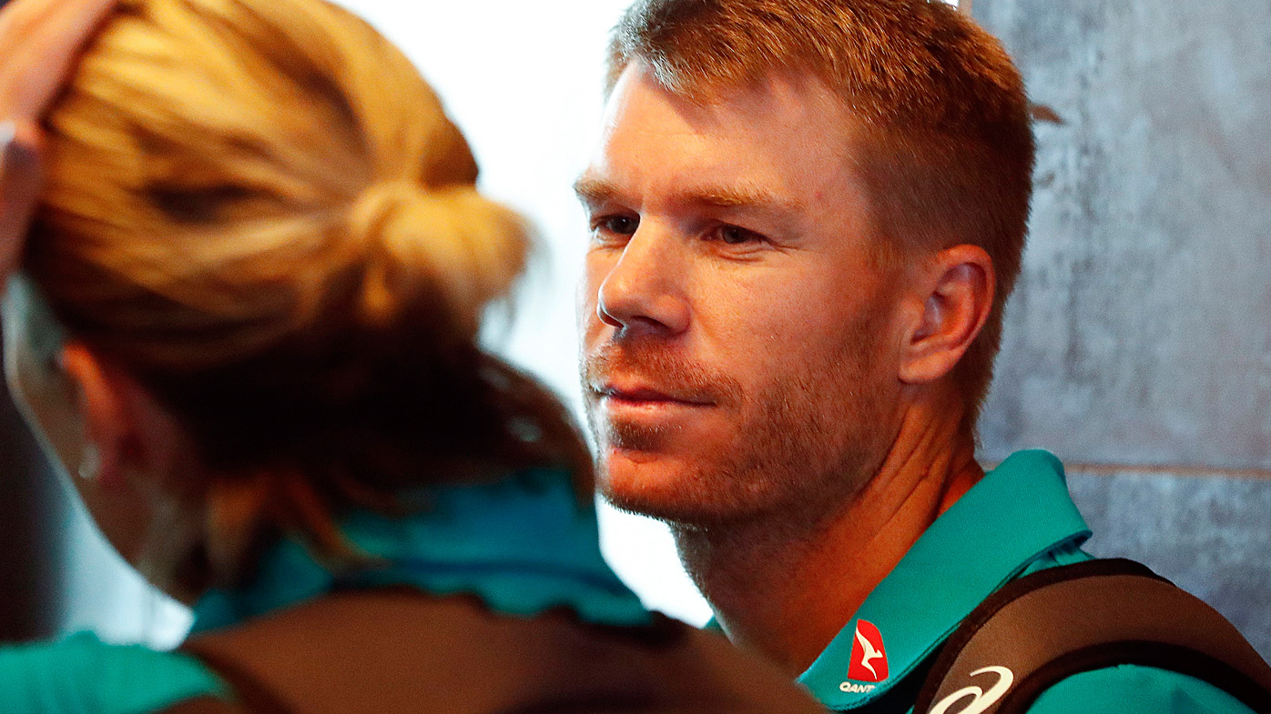 Australian ball-tampering: David Warner apologises for 'stain on game'