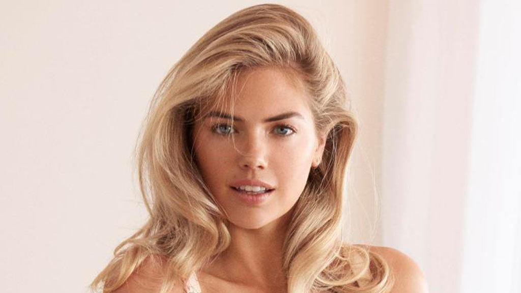 a9af004b4a7 Kate Upton stuns in new lingerie campaign