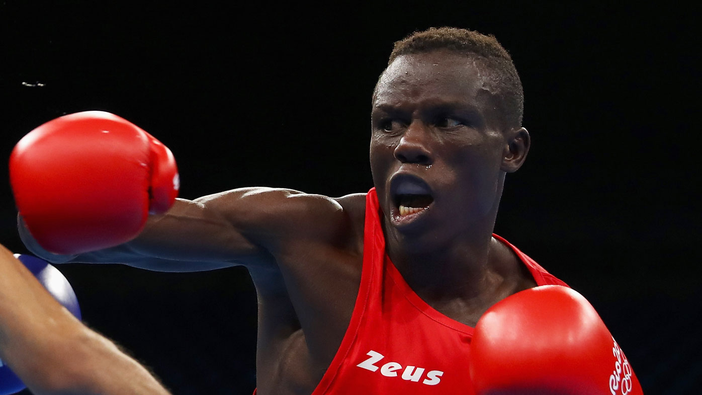 Commonwealth Games: 8 Cameroon athletes