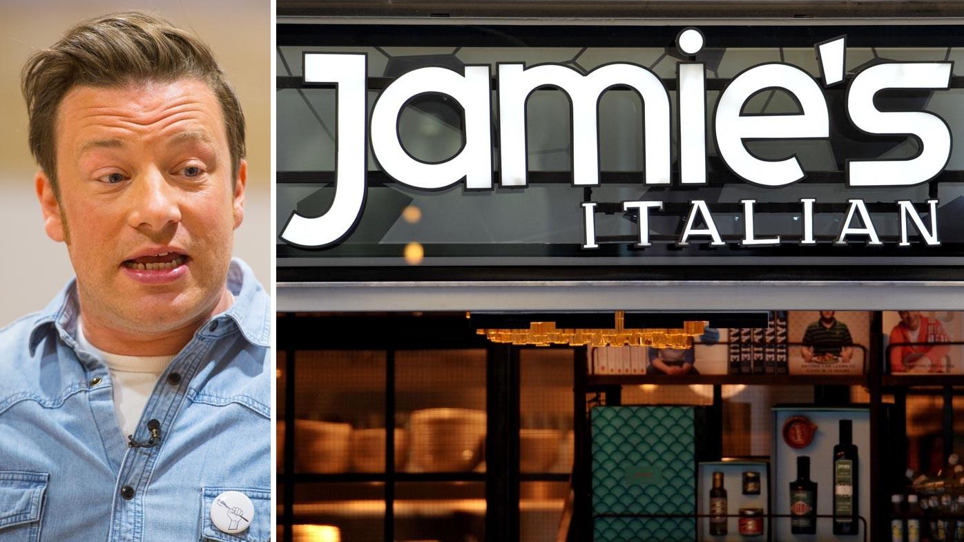 jamie oliver 39 s australian restaurants go into voluntary. Black Bedroom Furniture Sets. Home Design Ideas