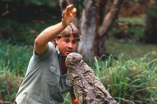 crocodile hunter steve irwin just faked own death