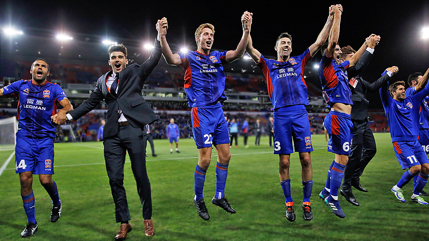 Newcastle Jets: Newcastle Jets Can Make Aussie Sporting History With A