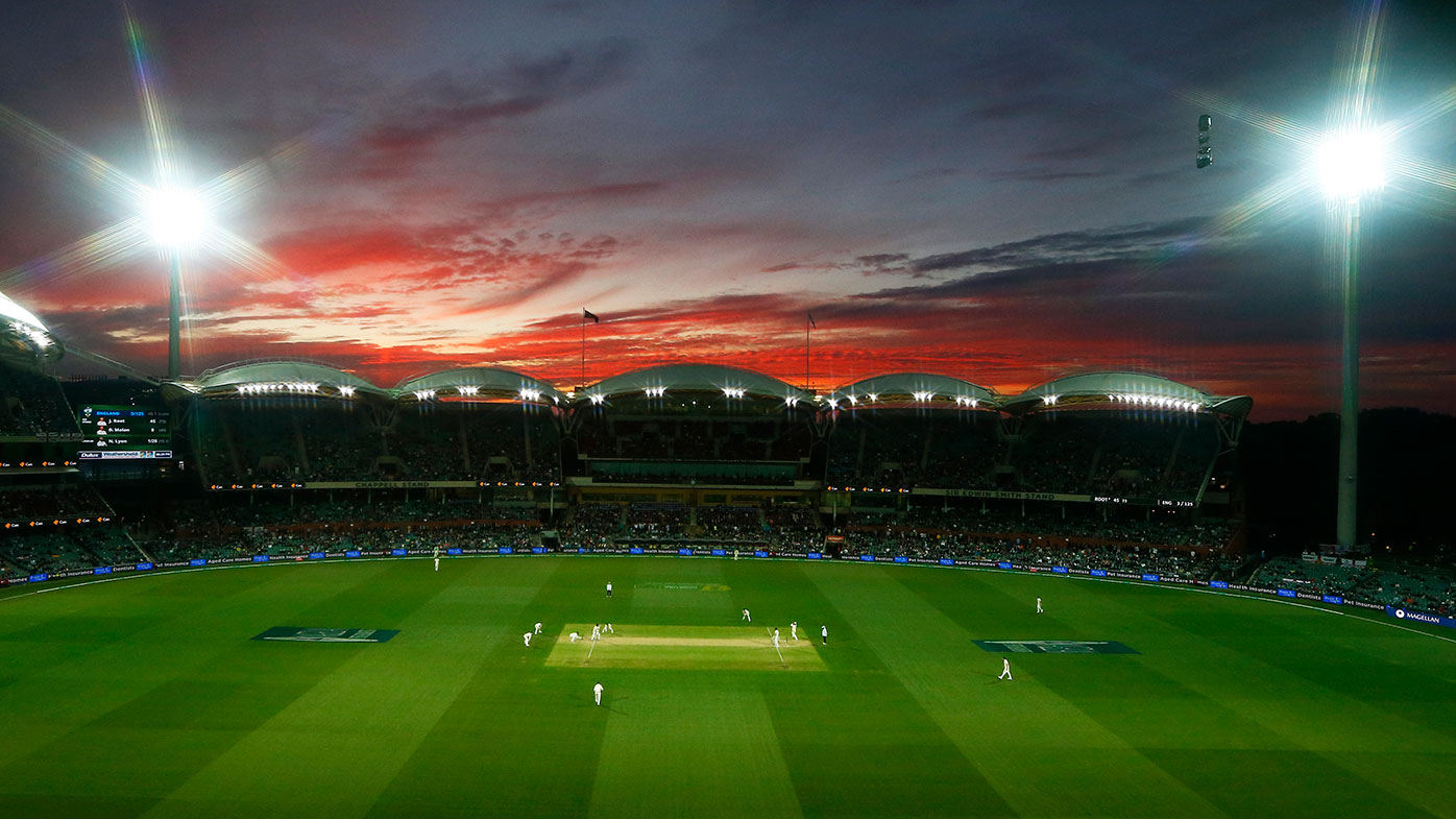 Adelaide Oval day-night Test
