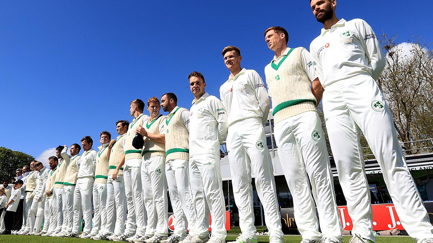 Ireland Test cricket team