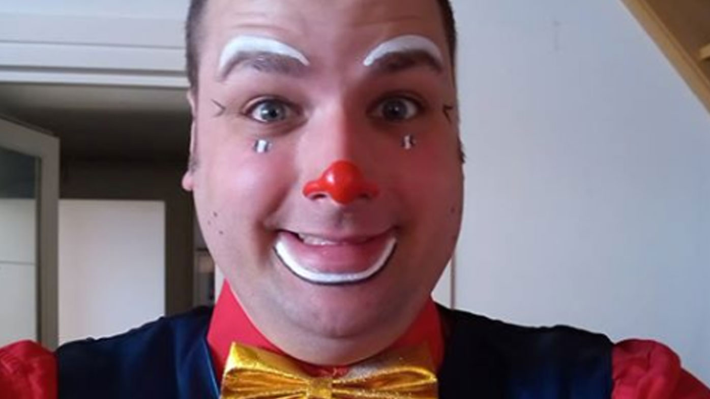 Killer clown 'murdered' ex partner and broadcast standoff on Facebook Live in Belgium