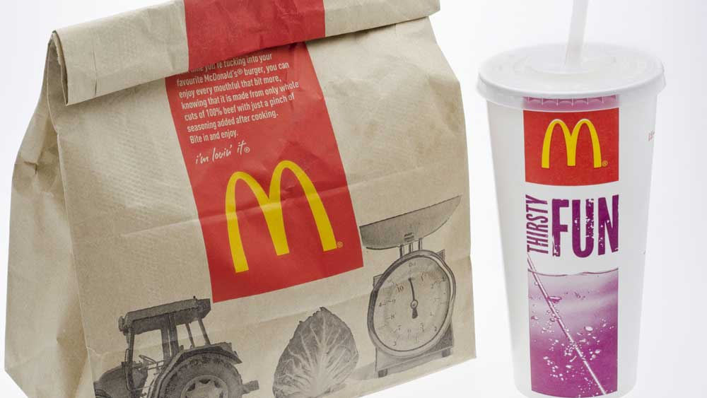 McDonald's to phase out plastic straws is US