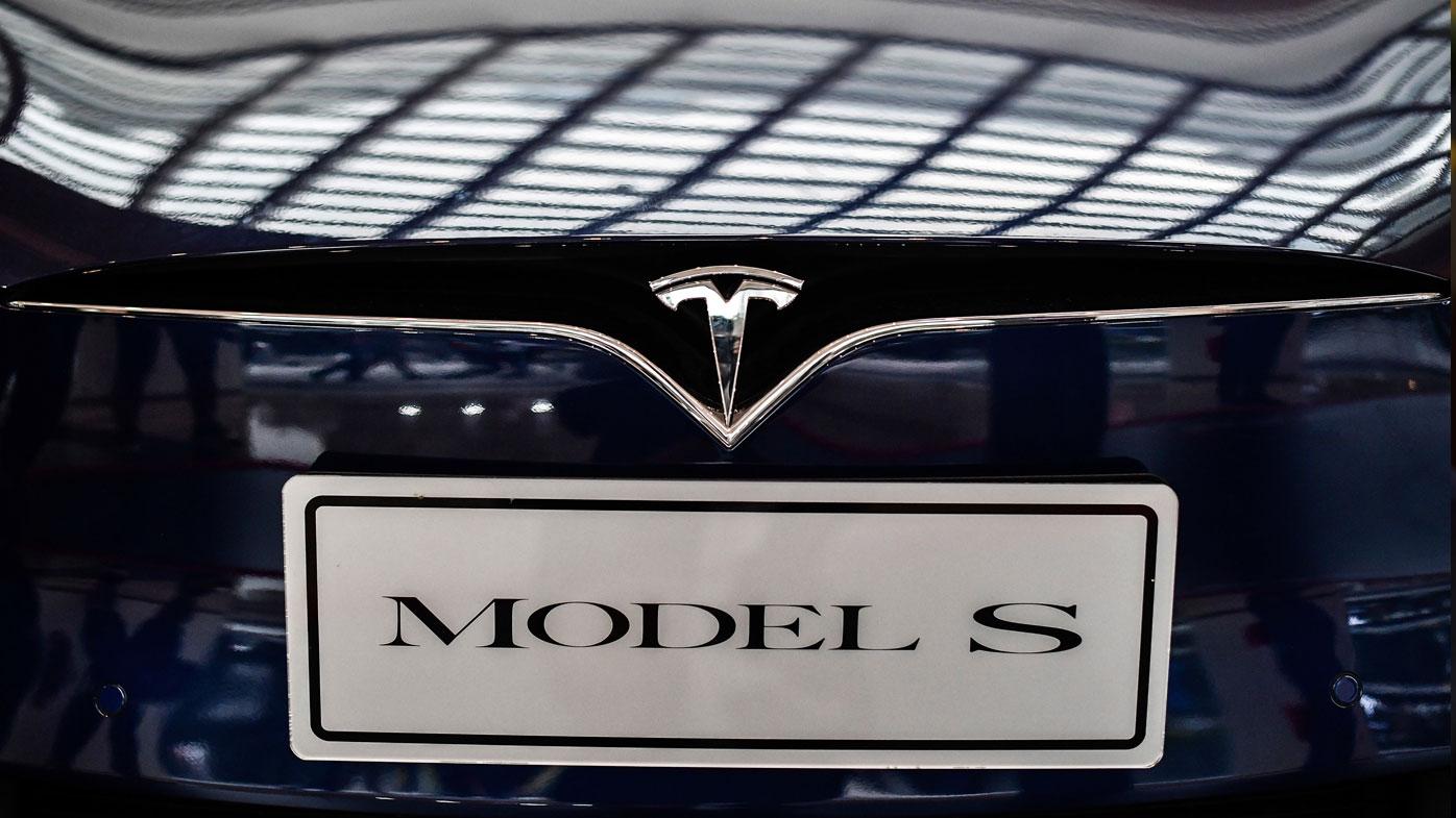 Tesla Model S Elon Musk electric ca
