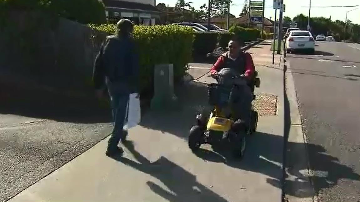 Mobility scooters face speed limit after Brisbane Council push
