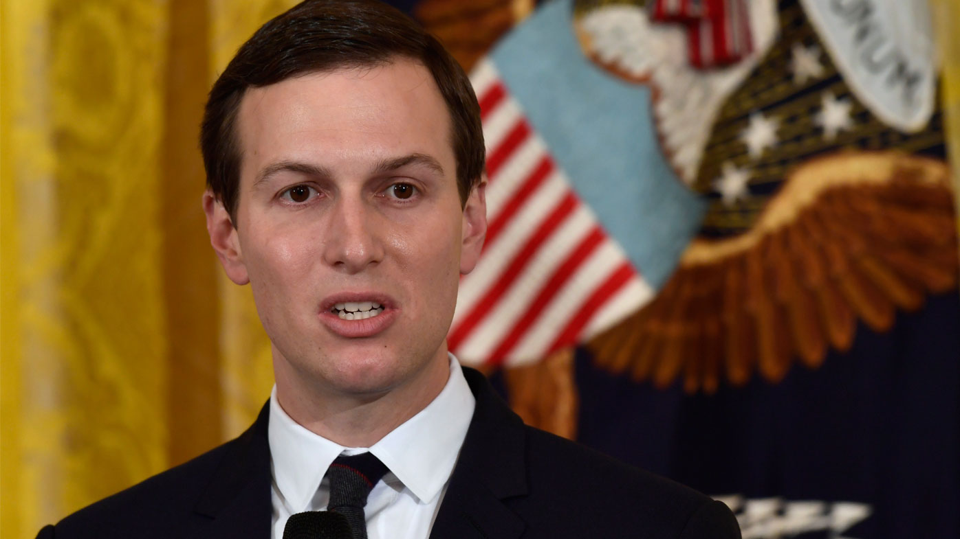 White House releases Jared Kushner's financial disclosure showing wealth, debt have risen