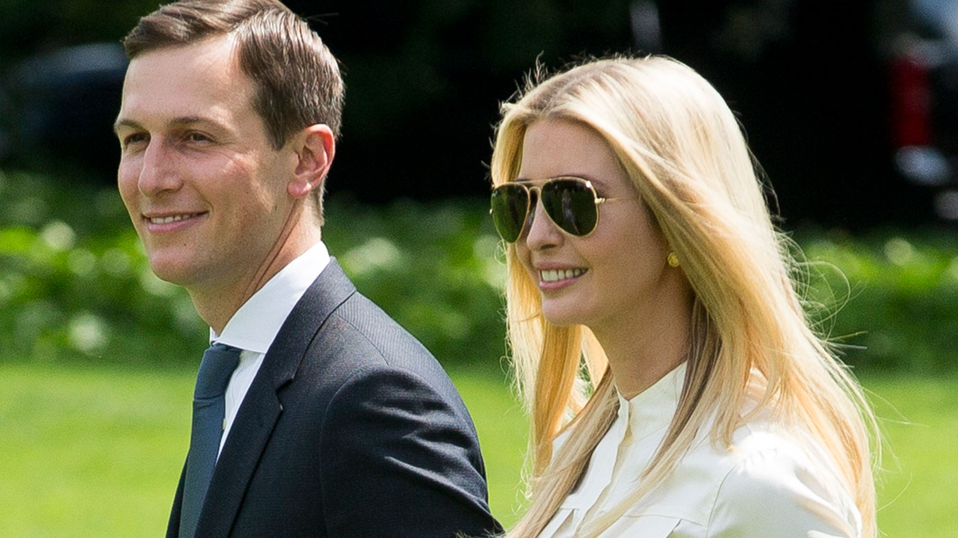 Minimum Size of Jared Kushner's Wealth Rose in First Year in White House, Disclosure Shows