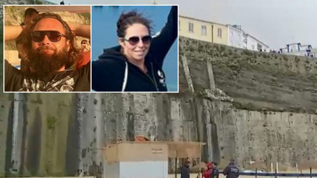 Portugal cliff deaths: Victims identified as Perth couple