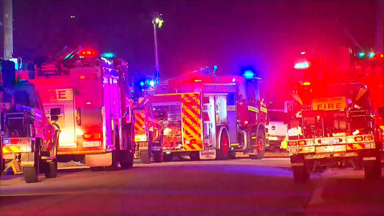 Two killed in house fire in Perth's south-east