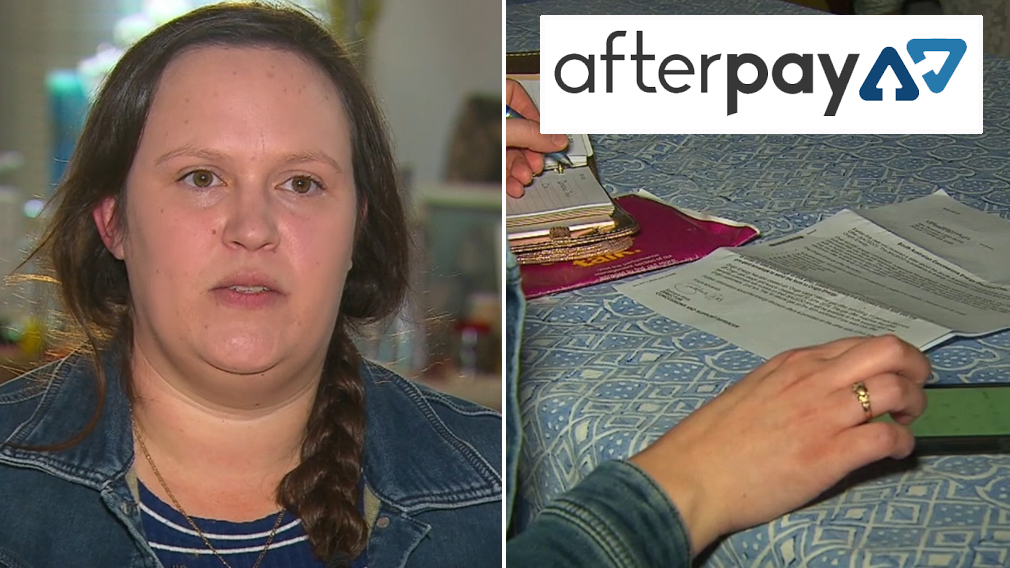 Mum warns of the risks of Afterpay after being stung by repayments