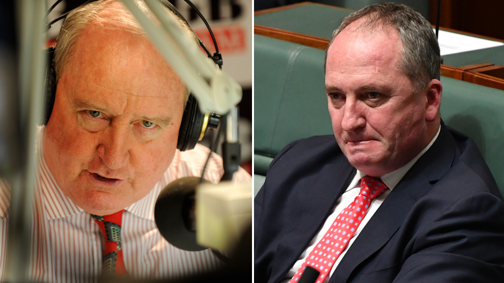 Barnaby's brother Tim Joyce dies from 'terminal cancer'