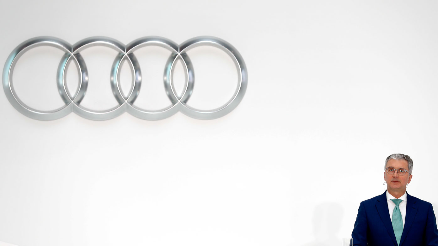 Audi CEO Rupert Stadler taken into custody over Dieselgate