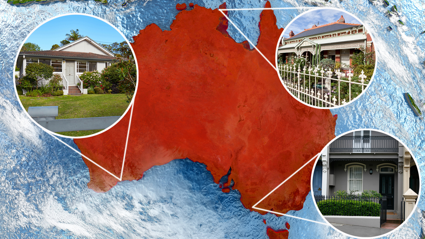House prices are tipped to plunge