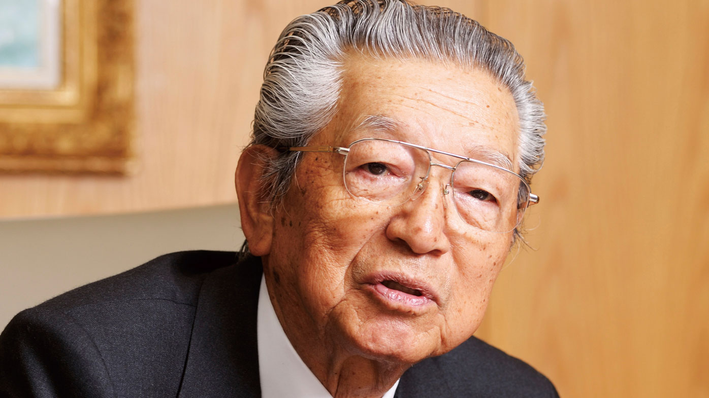 Kazuo Kashio Casio co-founder