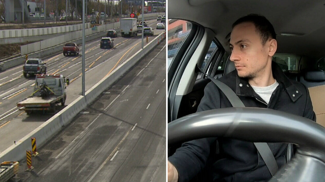 'Ludicrous': Man loses business after $100k toll bill