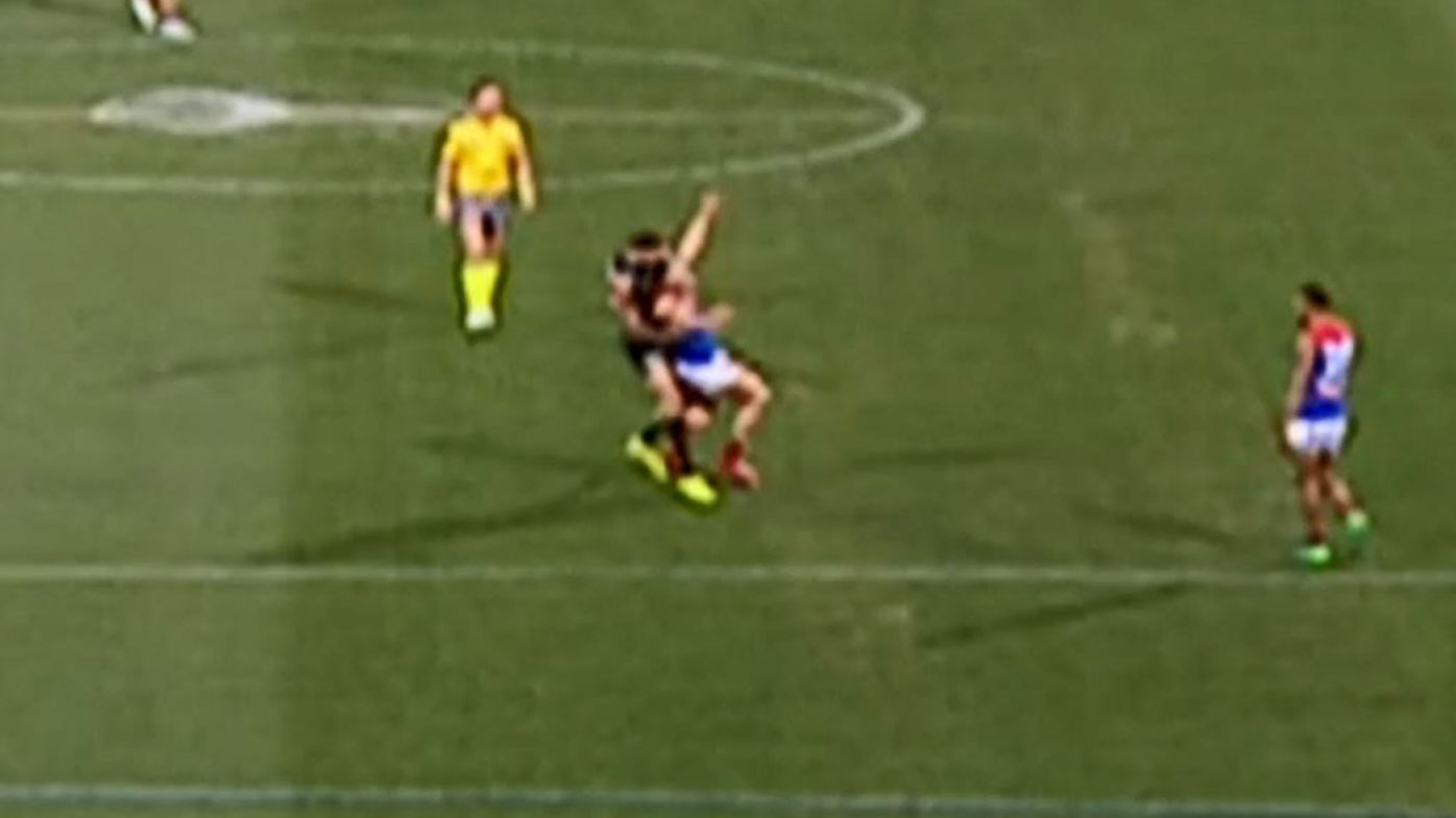 Paddy Ryder hits Lewis