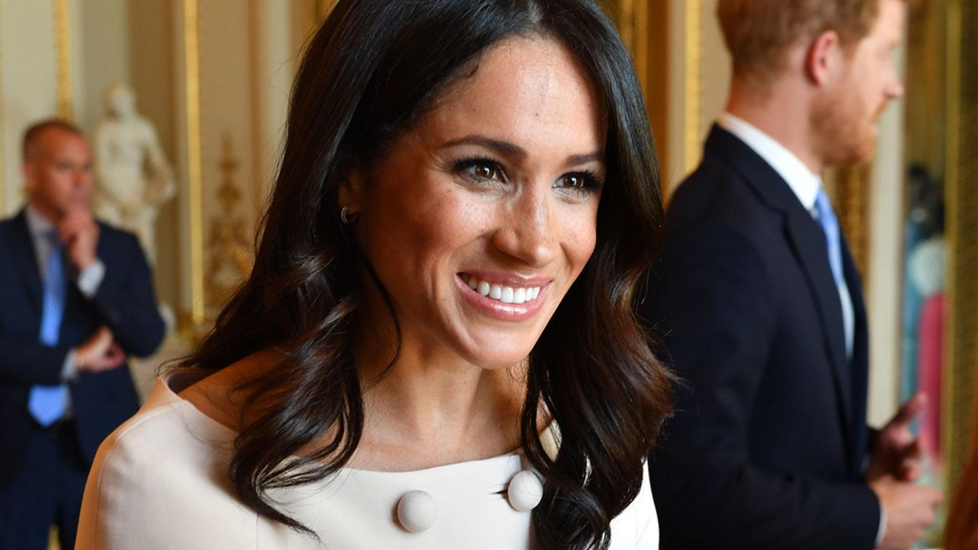 Duchess Of Sussex Meghan Markle Wears Prada To Queen S