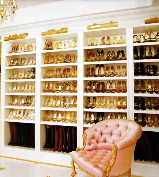 Kris Jenner Gives A Tour Of Her Extravagant Closet 62 Years In The