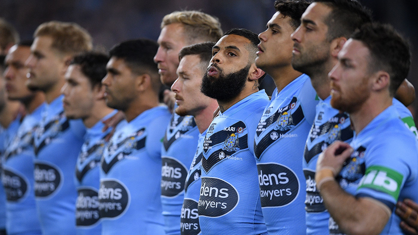 New South Wales State of Origin side