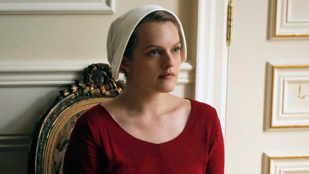Handmaid's tale briefly had a line of branded wines