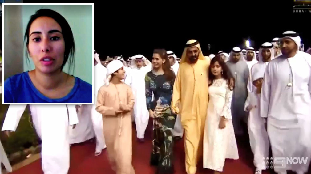 60 Minutes: Princess Latifa of Dubai remains missing after trying to