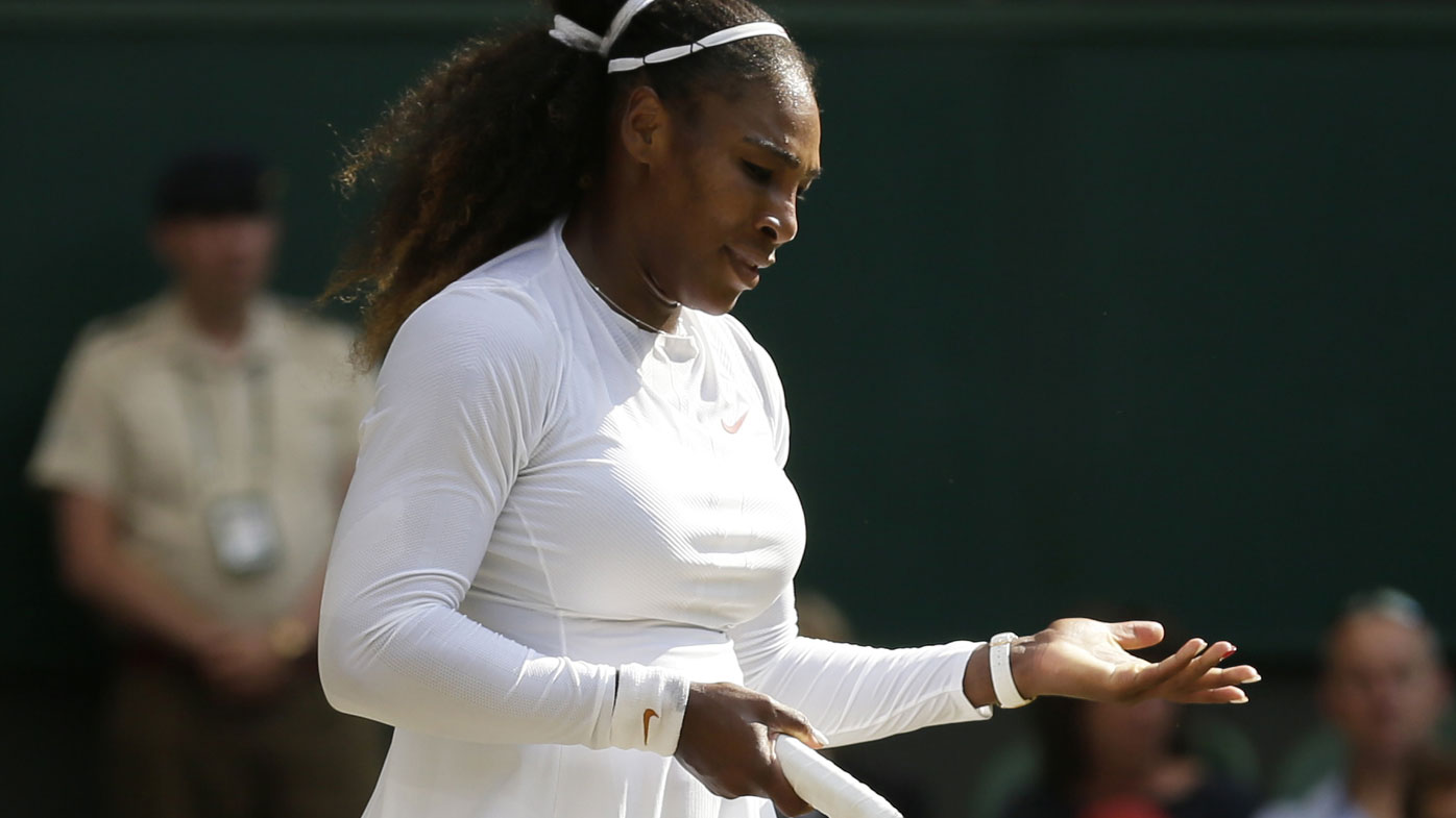 Williams responds to claims of sexism at Wimbledon