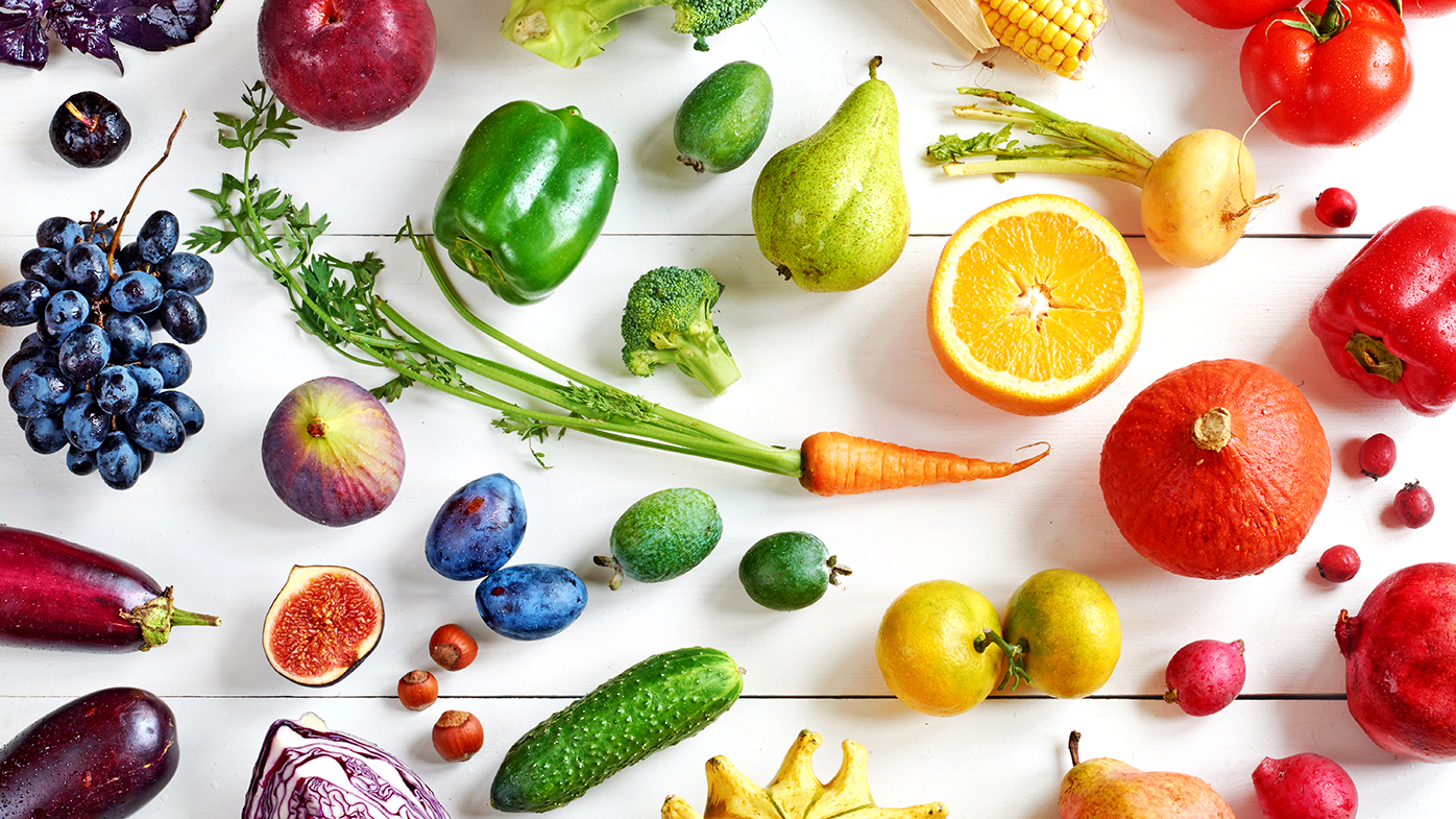 The new food rules everyone should live by: Good fat is in, white food is out, veggies reign supreme