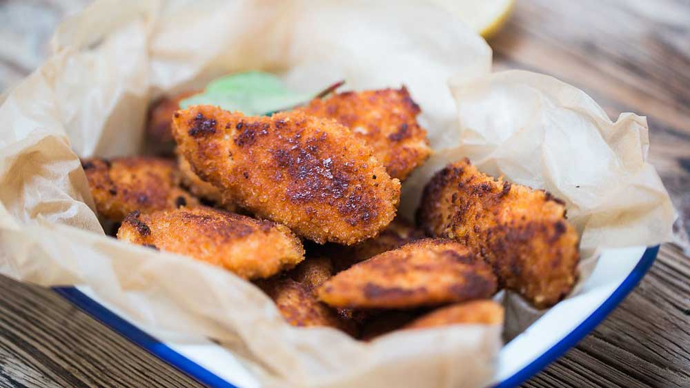 Five chicken nugget recipes to master