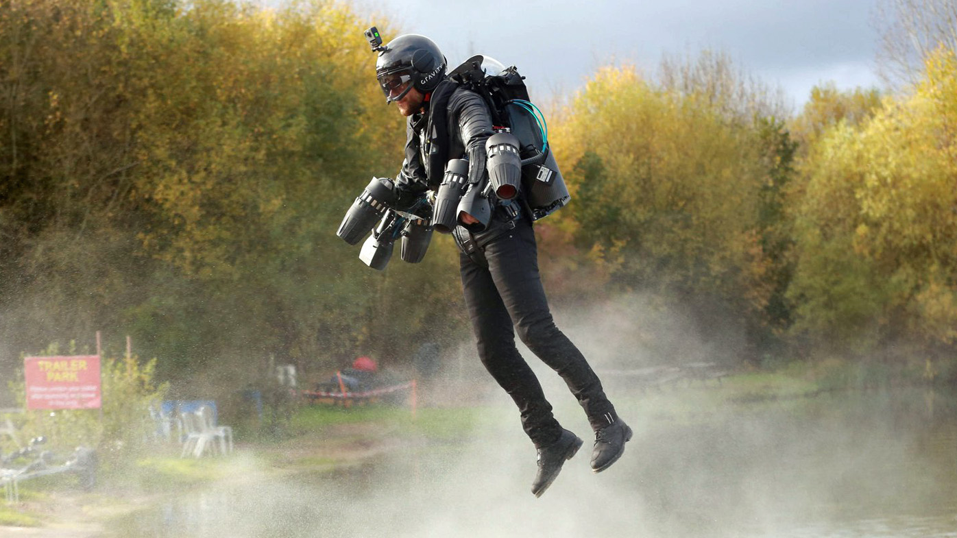 English department store to sell real 'Iron Man' flying ...