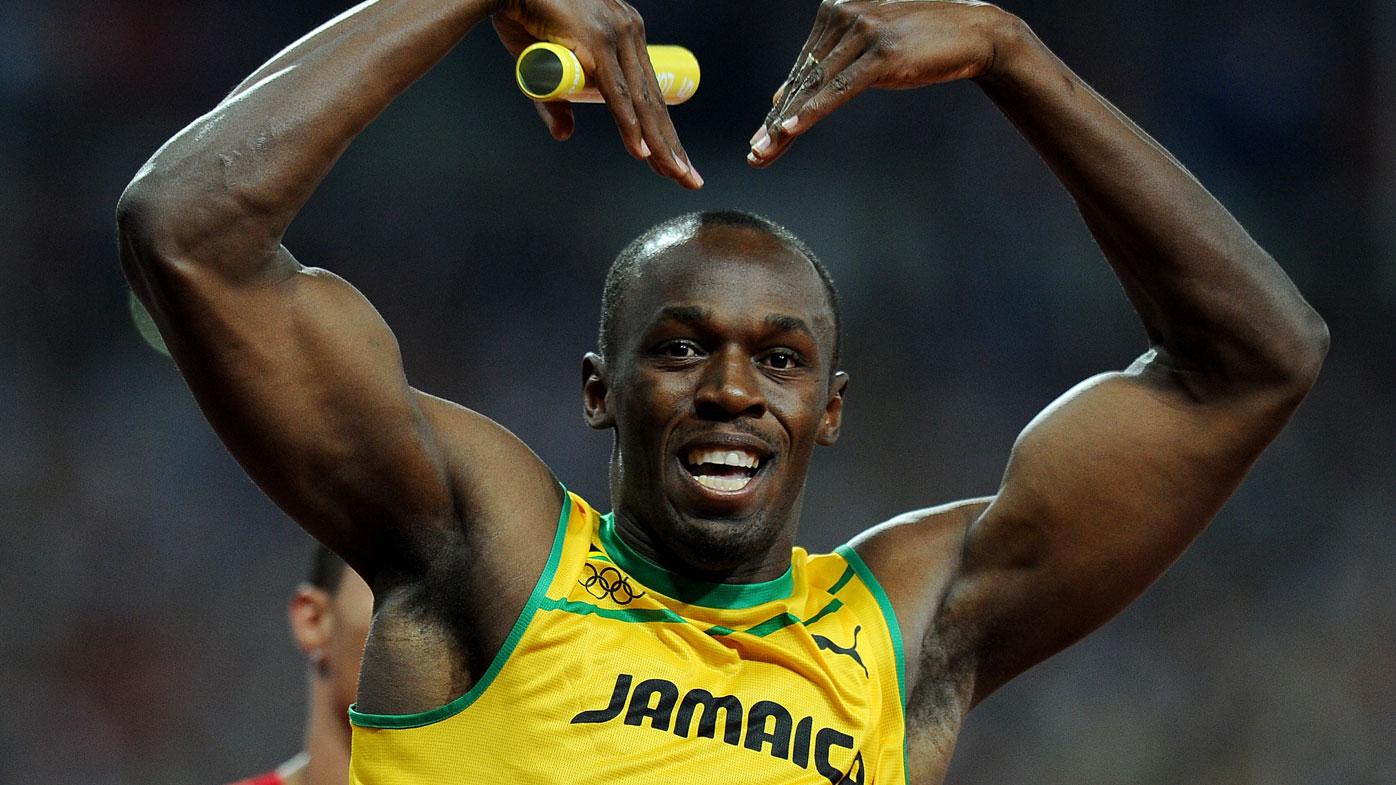 Usain Bolt is attracting plenty of interest.