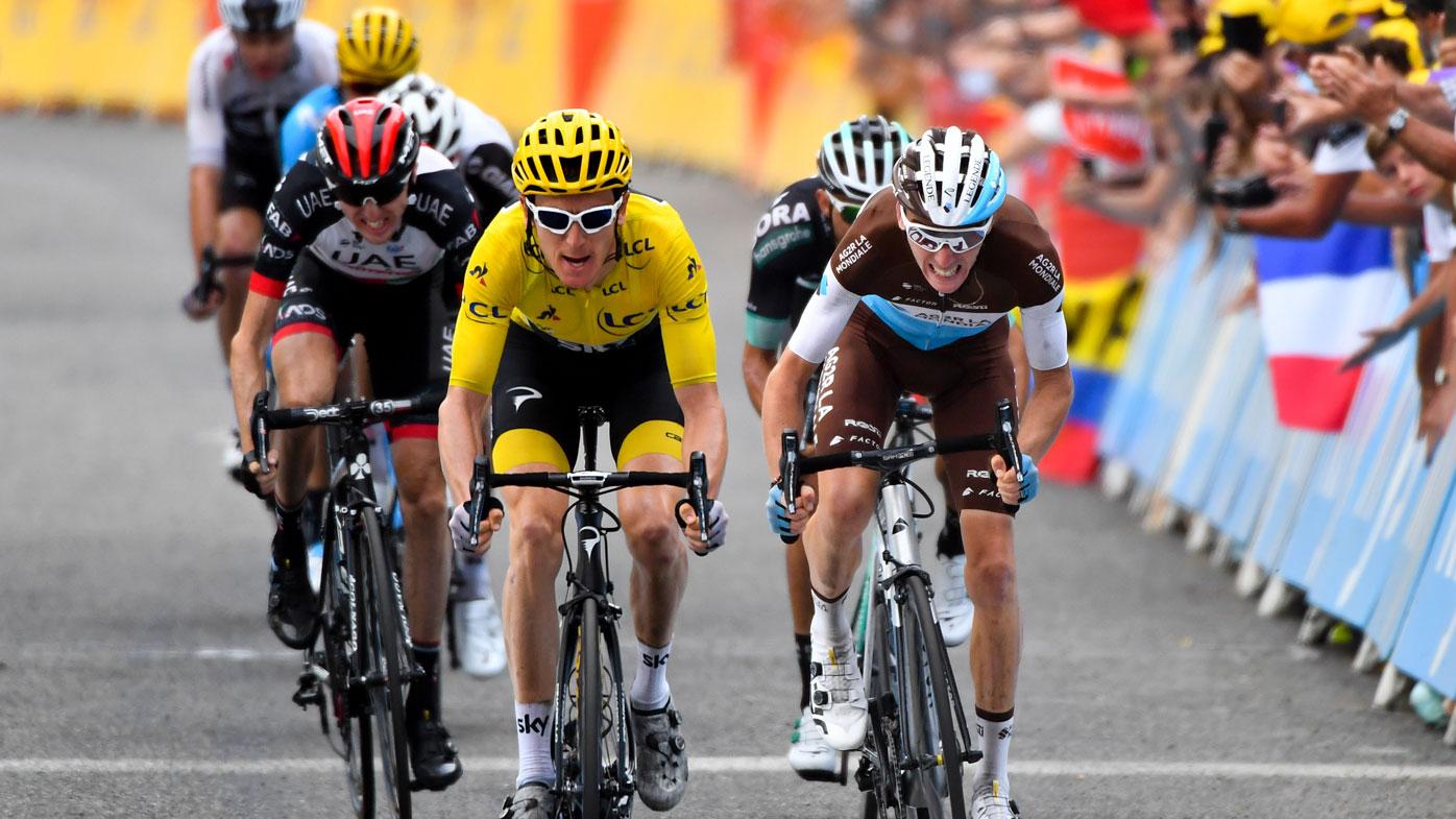 Tour de France rider reveals brutal injuries from horror crash