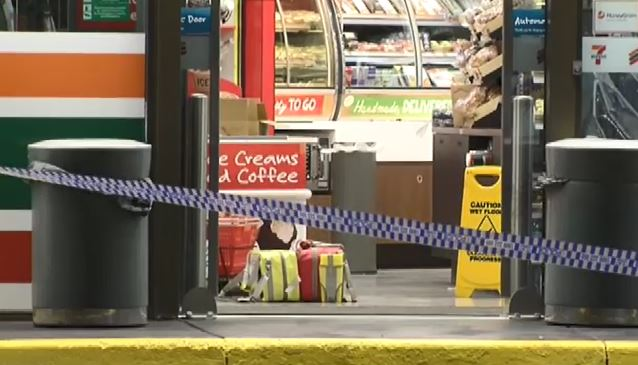 Service attendant shot during robbery in Melbourne