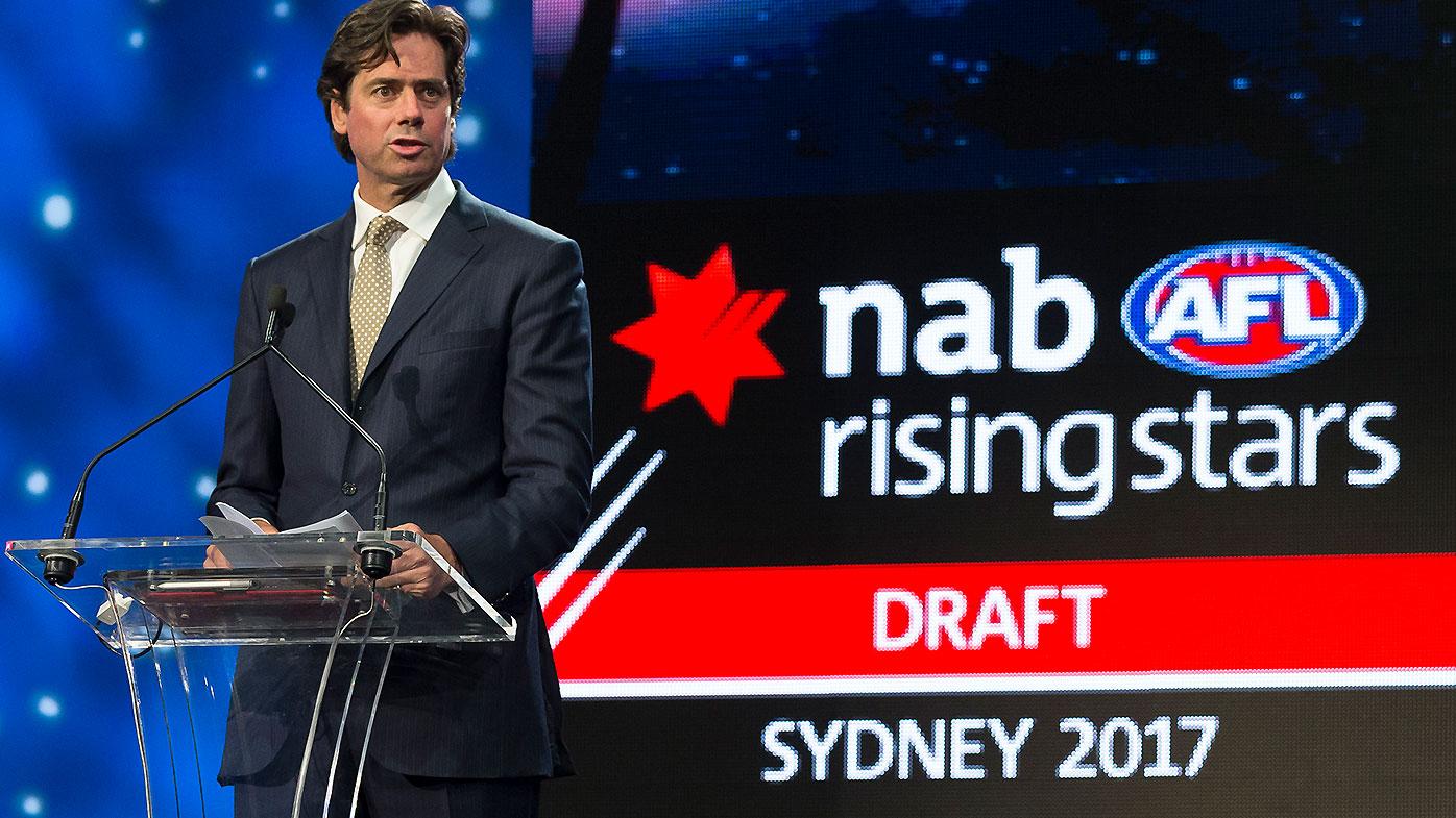 2017 AFL Draft