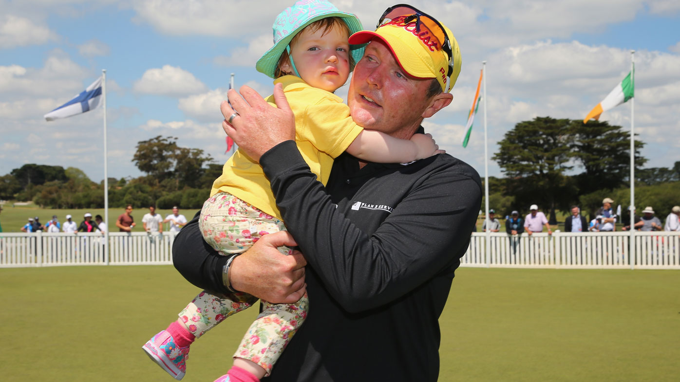 Australian golfer Jarrod Lyle dies after long battle with cancer