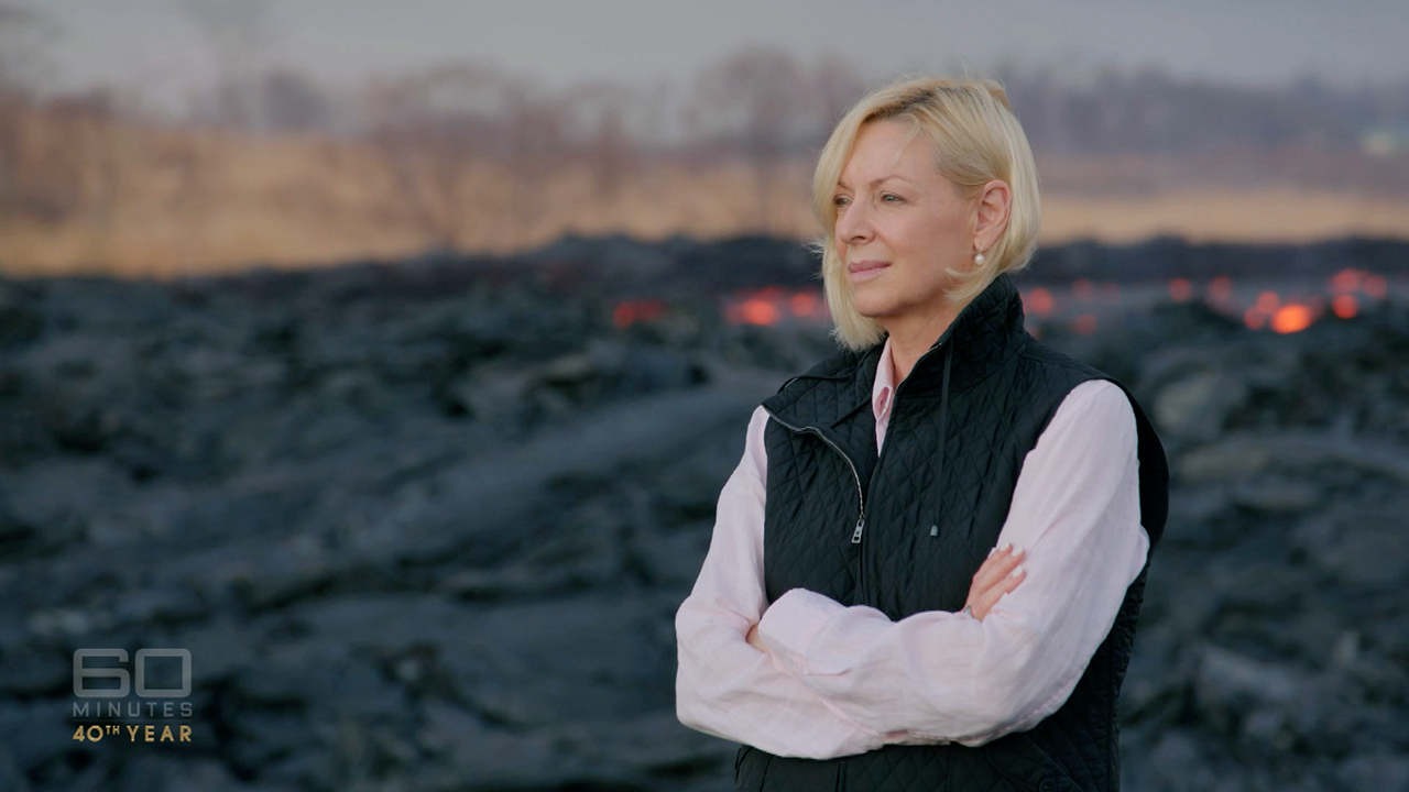 Liz Hayes on how things have changed in her 22 years with 60 Minutes