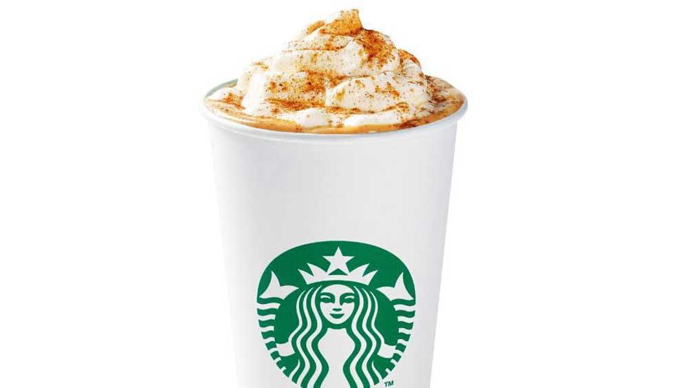 Starbucks release pumpkin spiced cookie straws