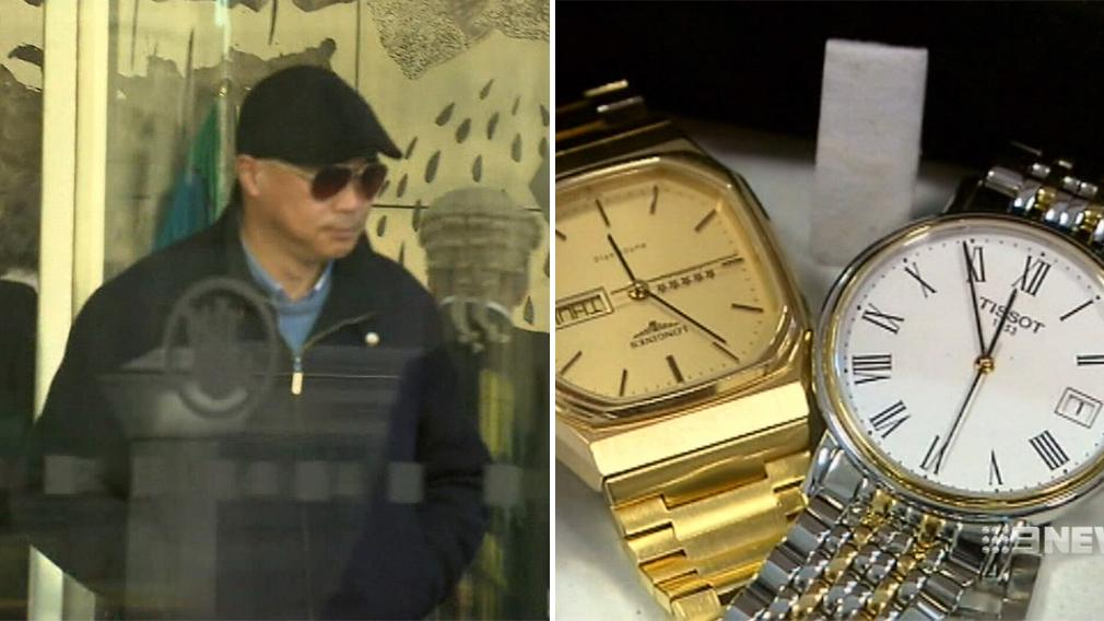 Cat burglar 'Mr Miao' broke into affluent homes to pay casino debt