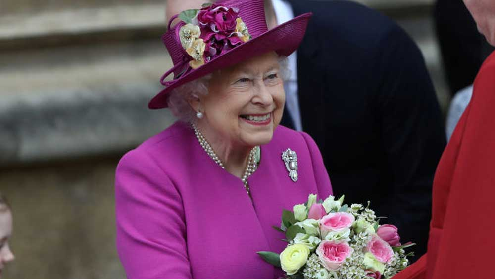Queen on look out for kitchen porter