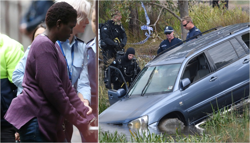 Mum who killed three kids has jail sentence slashed