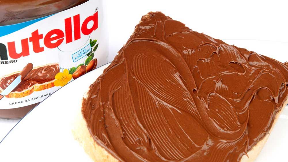 Nutella taster job is not what it seems