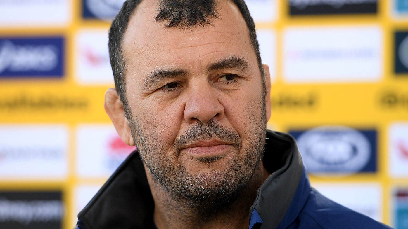 Full support: Cheika will see out Wallabies contract