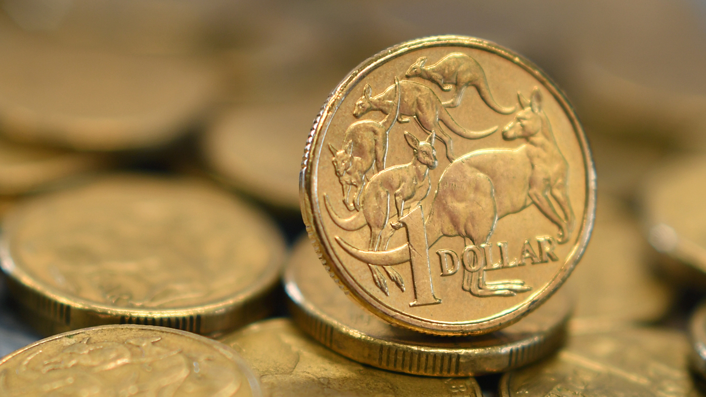 The Australian dollar is buying 73.37 US cents, from 73.45 US cents on Wednesday.