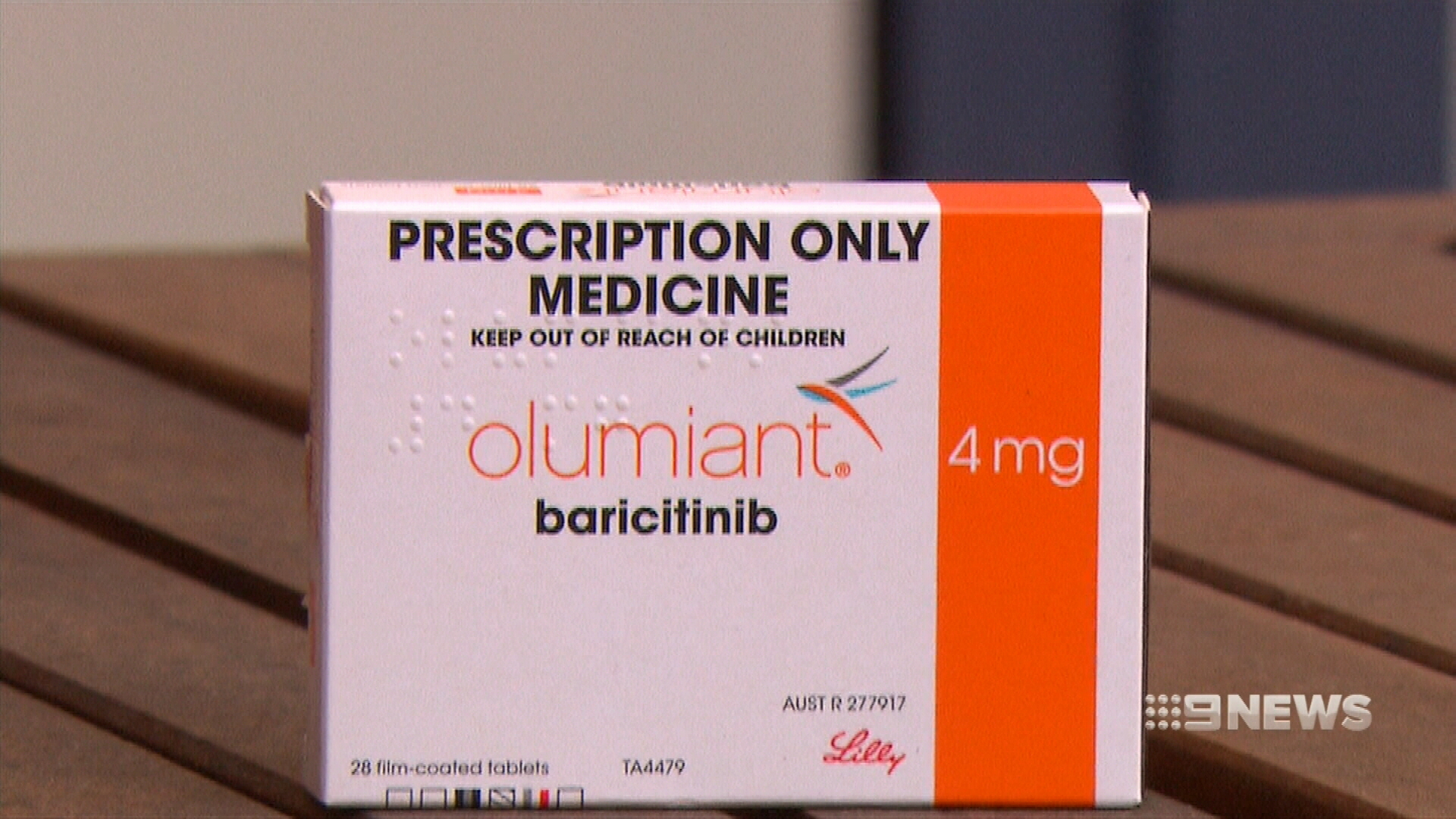 Drugs for rheumatoid arthritis and ADHD listed on PBS